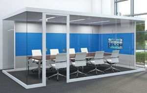 Acoustic Pods for Open Plan Offices