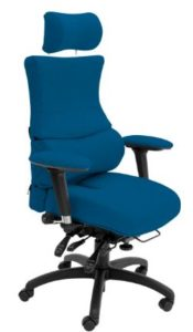 Backcare Chair with headrest S4D3