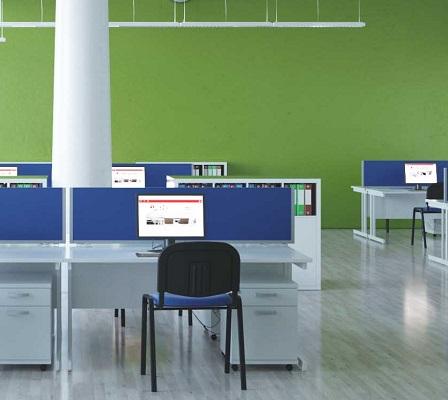 Budget Desk range shown in white
