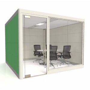 Acoustic Meeting Room