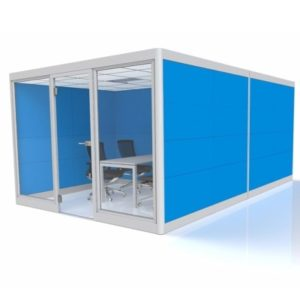 Acoustic Meeting Rooms
