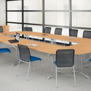 Easy Meeting Tables Grouped