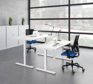 Essentiel Sit Stand Desks