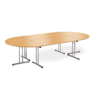 Training Tables that can fold down