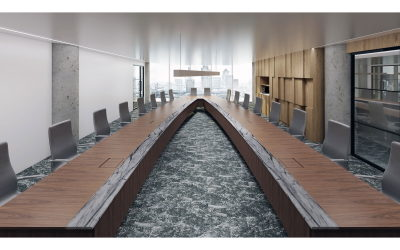 Bespoke Video Conference Table