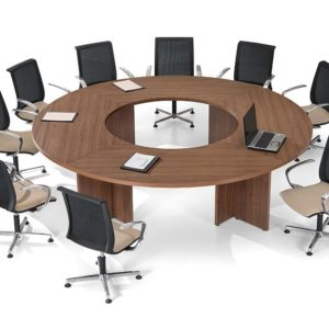 Multi Circular Boardroom Table