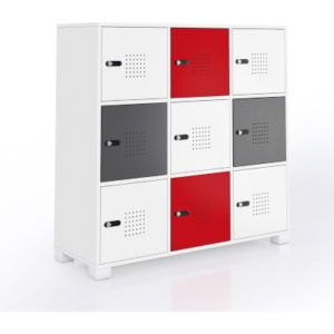 Multi Compartment Lockers
