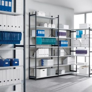 Multi Purpose Shelving Main View