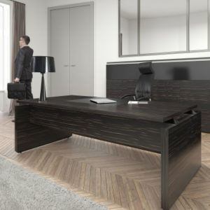 Mundi Desk Royal Brown Oak