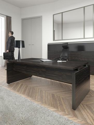 Mundi Desk Royal Brown Oak
