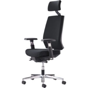 Opus High Back Chair with headrest