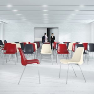 Polypropylene Meeting Chairs