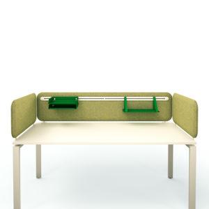 Solange Desk Mounted Screens options
