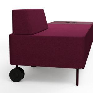 Zelie Soft Seating unit