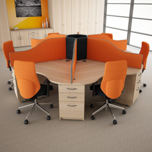 Call Centre Furniture