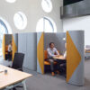 Duo Acoustic Pod Open Pod High
