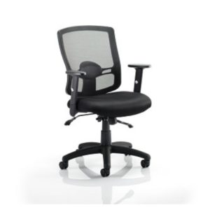 Portia Mesh Backed Operators Chair