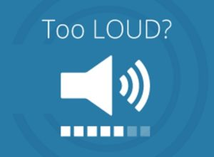 Too Loud acoustic logo