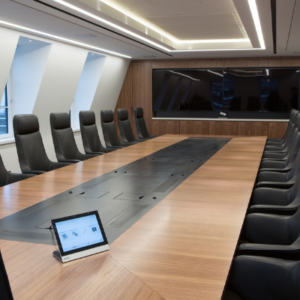 Connectivity for Meeting Tables