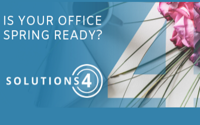 Is your office spring ready yet