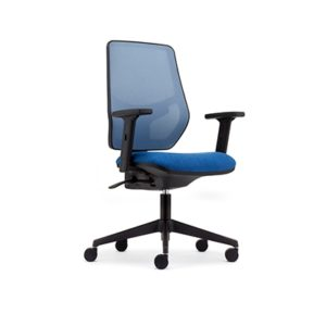 Comet Mesh Back Chair with arms