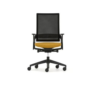Ecoflex Mesh Back Operators Chair