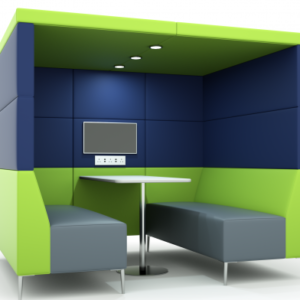 Haskell Acoustic Booth