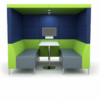 Haskell Acoustic Booth Seating