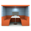 Haskell Acoustic Booth for Offices