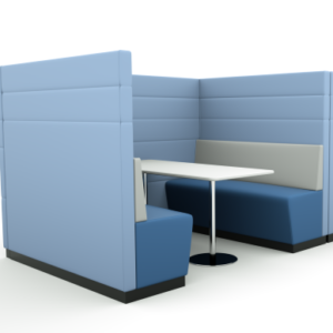 Meziane Acoustic seating Booth