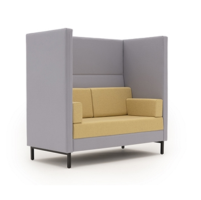 Royal High Back 2 seater acoustic sofa