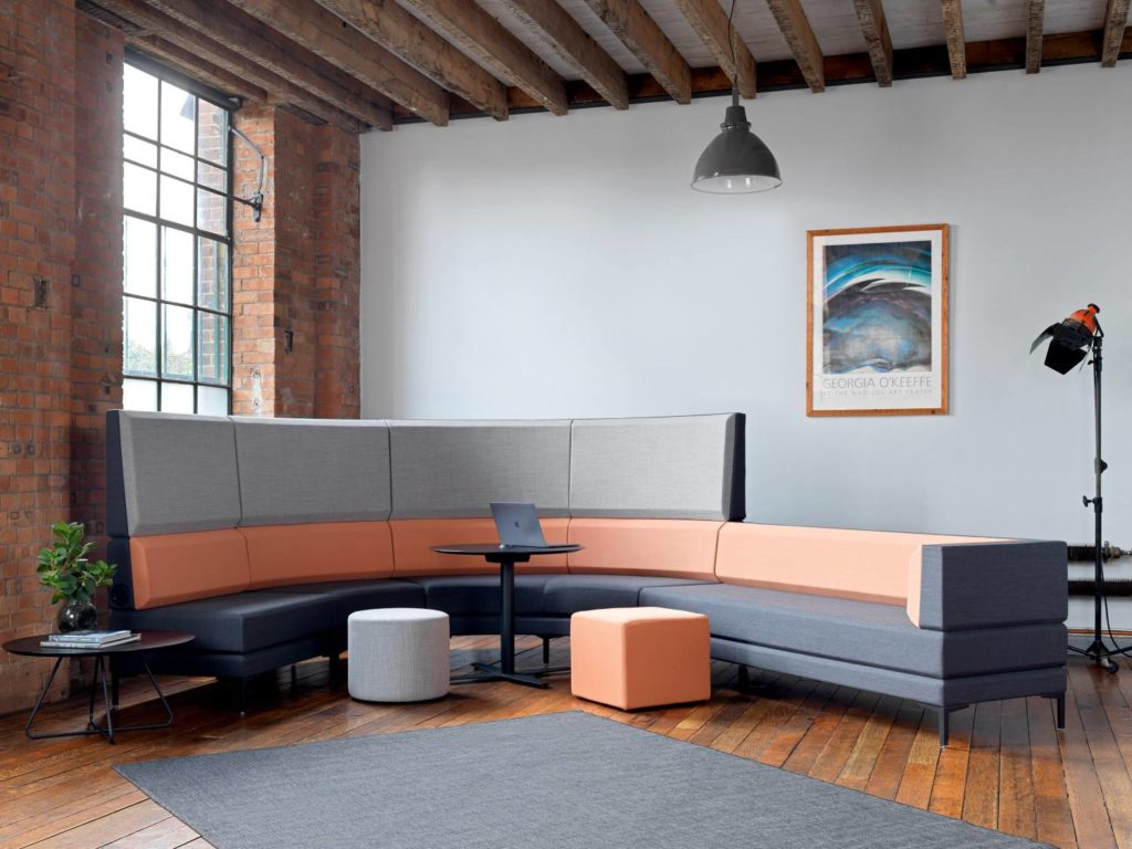 Soft seating ideas from Solutions 4 Office