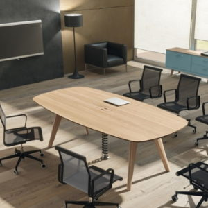 Stylish Meeting Table to seat 8