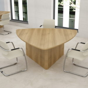 Triangle Meeting Table