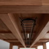 Wooden Meeting Table with optional cable tray