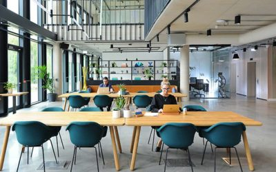 Bradfield Centre Coworking Space on the Cambridge Science Park
