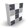 lockers for agile working