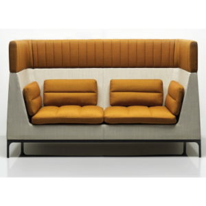 High Back reception sofa