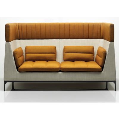 High Back reception sofa