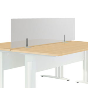 Perspex Screens to separate desks