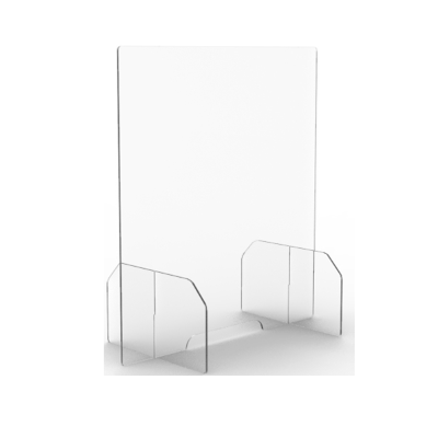 Clear Perspex Sneeze Guard