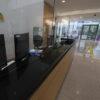 Security Desk Coronavirus Screen