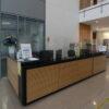 Glass Screens to Stop Coronavirus