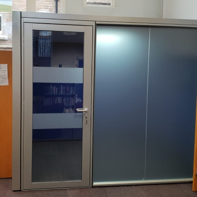 Pharmacy Consultation Rooms