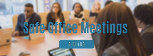 covid safe office meetings - a guide
