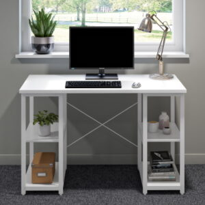 White Desk for Home Office