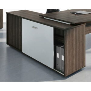 Credenza Storage Unit with Sliding Door